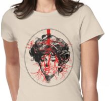 Deadly Pretty Womens Fitted T-Shirt