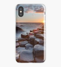 Giant's Causeway , Co Antrim , Northern Ireland iPhone Case