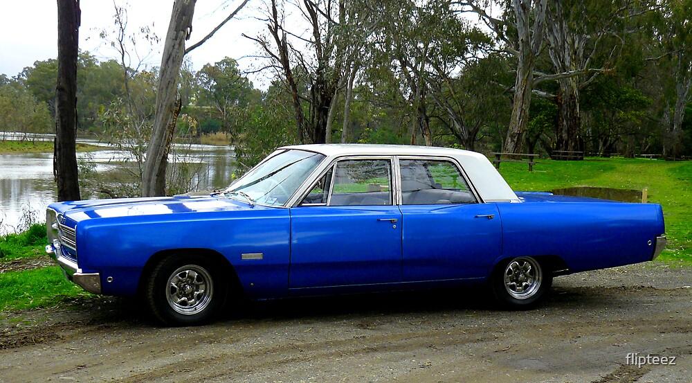 Dodge Pheonix 1968 318 soon to have twin exhaust by flipteez
