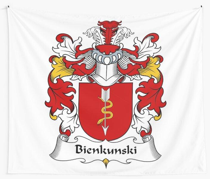Bienkunski by HaroldHeraldry