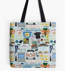 Gilmore Girls fanatic Tote Bag