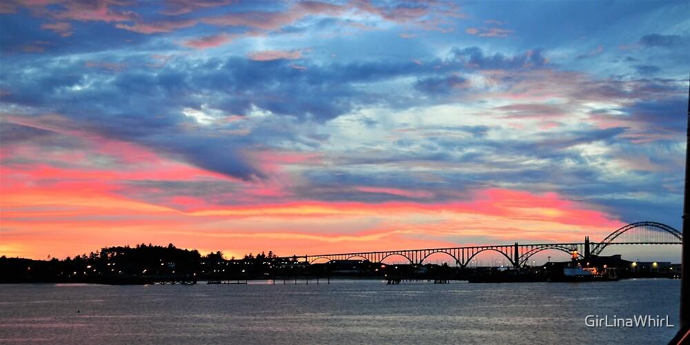 Newport Oregon by GirLinaWhirL