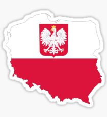 Poland Sticker
