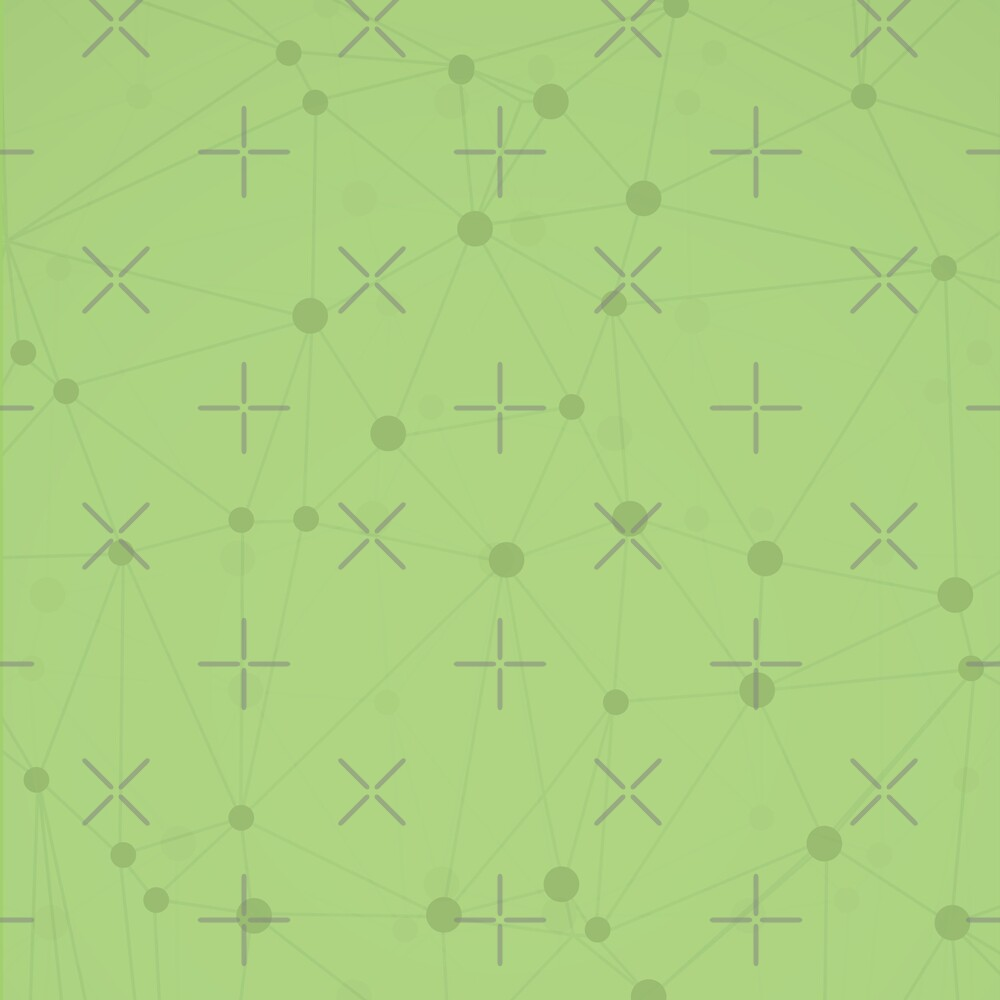 Green Dots by WickedTink