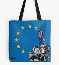 OKSEB4BANKSY Tote Bag