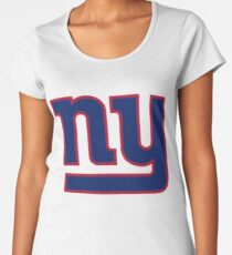 Giants Women's Premium T-Shirt