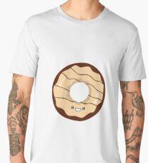 Chocolate Donut Men's Premium T-Shirt