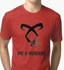 Shadowhunter. Tri-blend T-Shirt