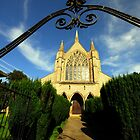 The Parish Church of St. Mary Snettisham Norfolk UK by Billlee