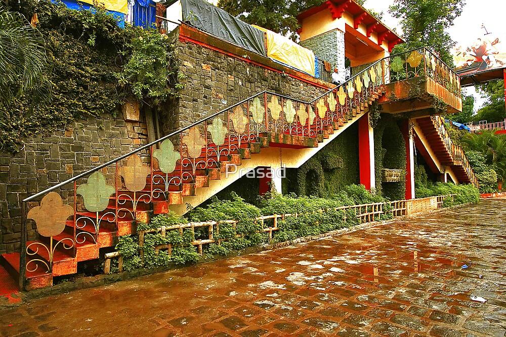 Stairs by Prasad