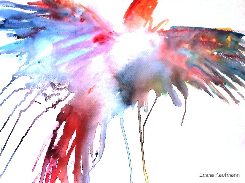 Soaring Parrot by Emma Kaufmann