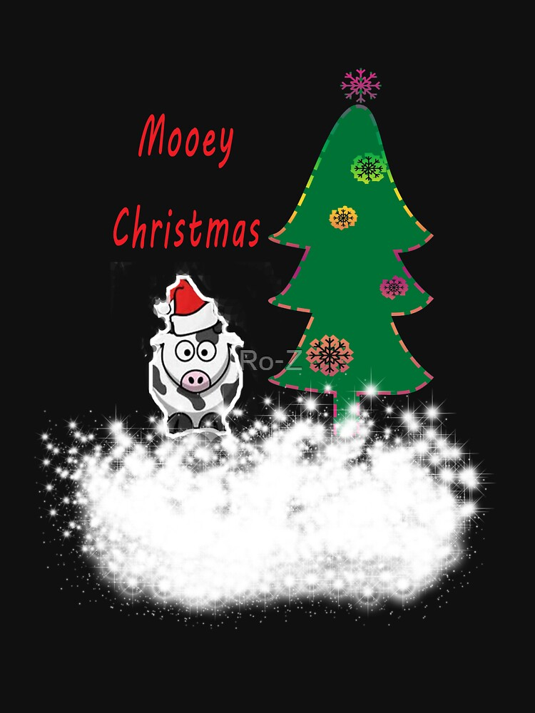 Mooey Christmas by Zmagine