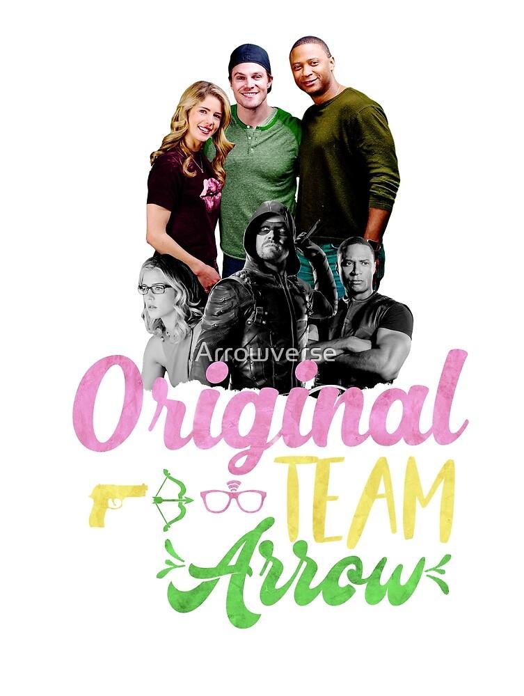 OTA - ARROW  by Arrowverse