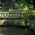Lattice Bridge, Thorp Perrow by Trevor Kersley