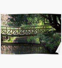 Lattice Bridge, Thorp Perrow Poster