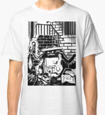 Oskair the trash-munching garbage monster Classic T-Shirt