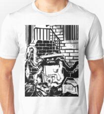 Oskair the trash-munching garbage monster T-Shirt