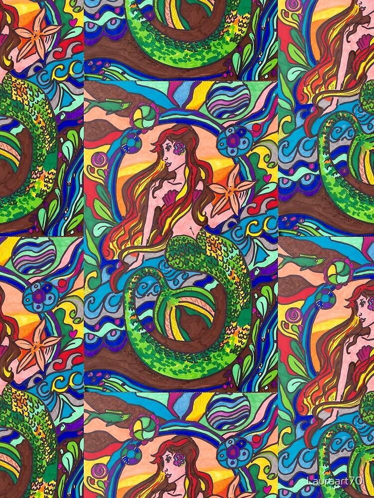 Mermaid by Lauraart70