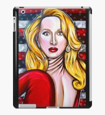 Death Becomes Her iPad Case/Skin