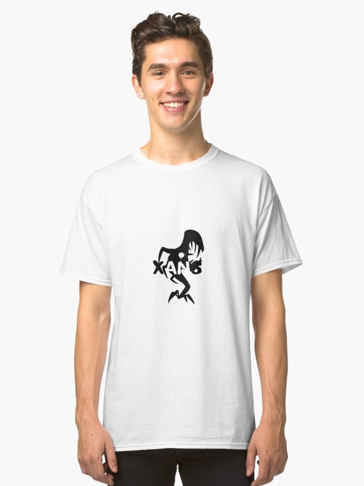 Xans Classic T-Shirt Front