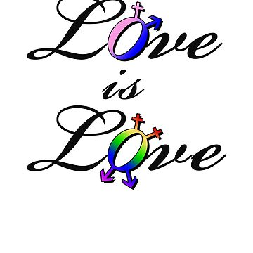 Love is Love by Sarinilli