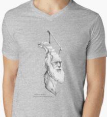 Darwin Took Steps -t-shirt T-Shirt