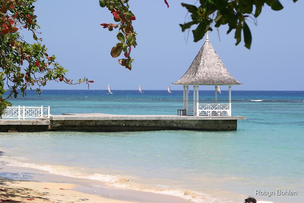 Ocho Rios, Jamaica by Robyn Bohlen