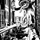 Oskairmonda: The Trashbeast by John Little