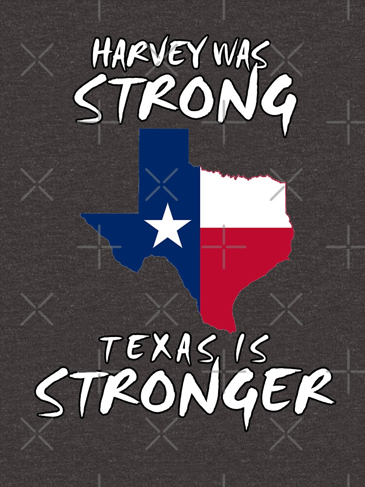 Harvey was Strong, but Texas is Stronger by Meridon