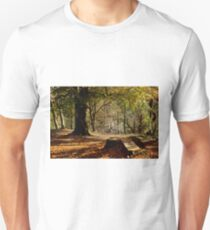 Nature - Woods and Leaves T-Shirt