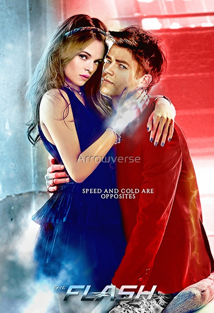 snowbarry - the flash by Arrowverse