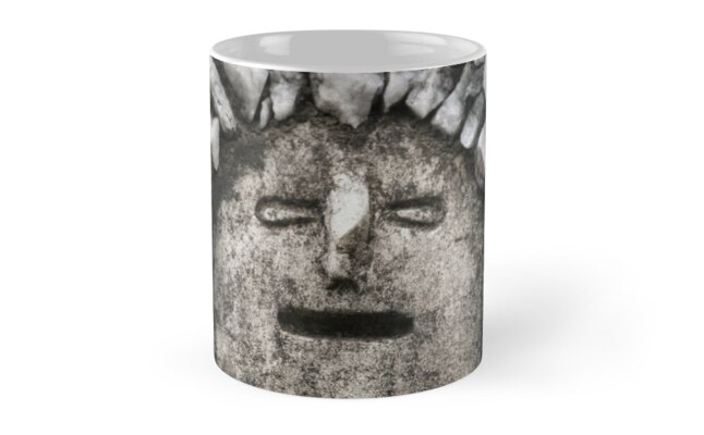 Nek Chand Fantasy 2 - COFFEE MUG by Glen Allison