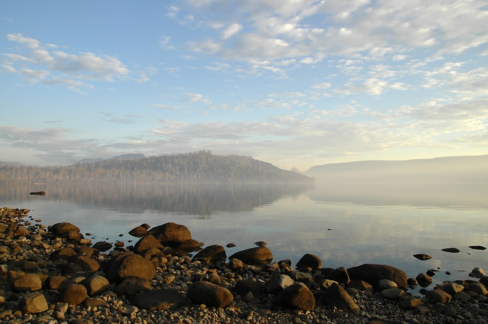 Blue Morning by leithel