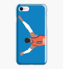 Russell Westbrook Back-To iPhone Case/Skin