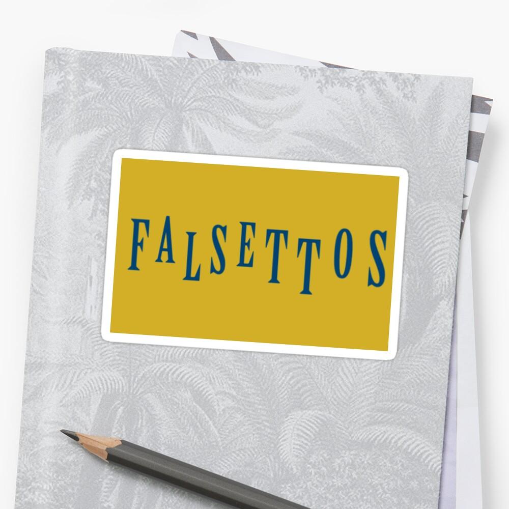 FALSETTOS 1992 by ariellahrt