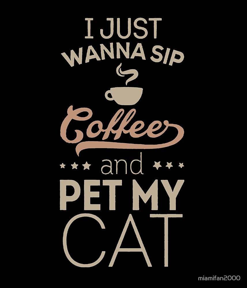 Coffee Cat by miamifan2000