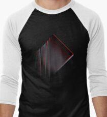 3D Minimal Techno Chaos T-Shirt