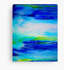 Abstract Landscape 31 Canvas Print