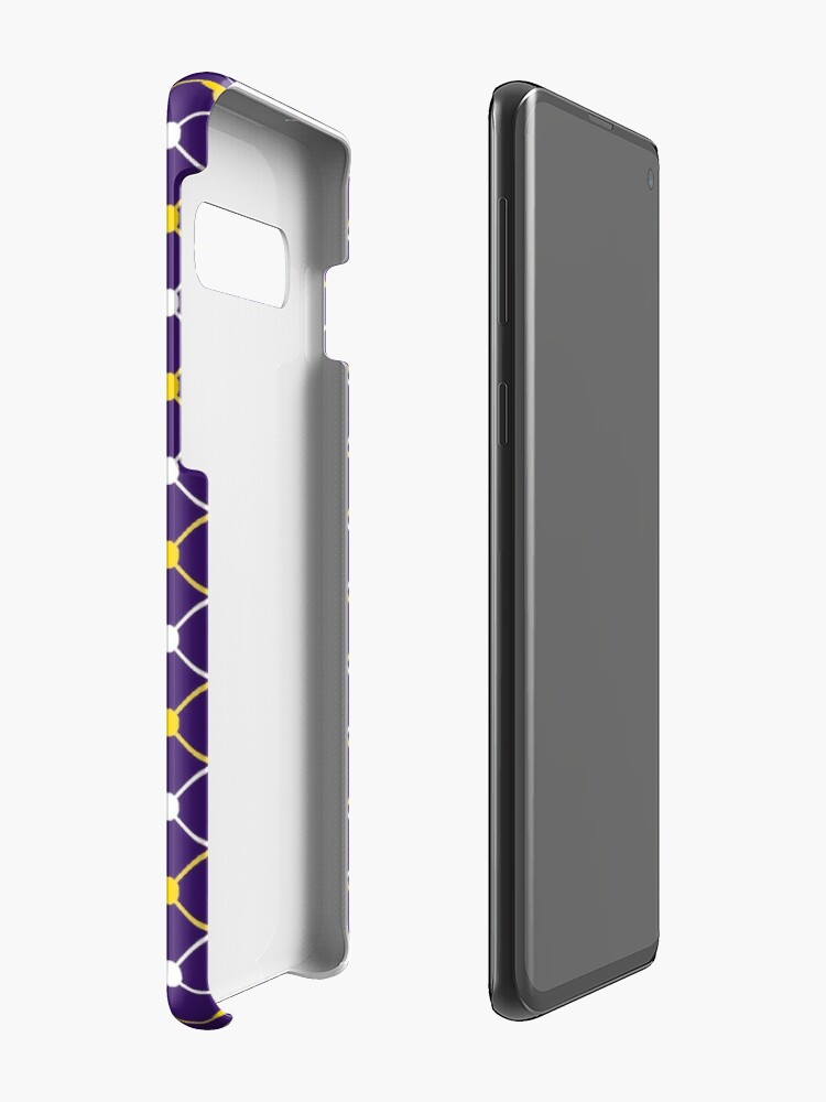Alternate view of Catch a Tiger By Its Toe Gameday Dress 2 Case & Skin for Samsung Galaxy