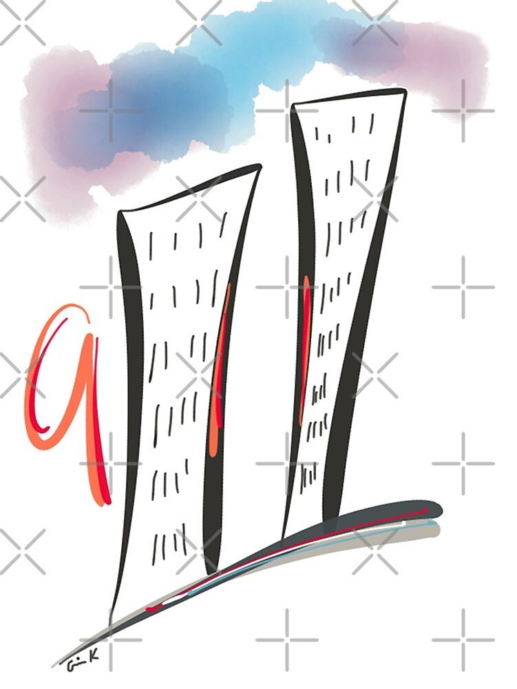 9/11 by Erniesartwork