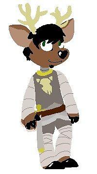Deer Knight by HugeDude96