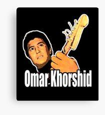 Omar Khorshid  Canvas Print