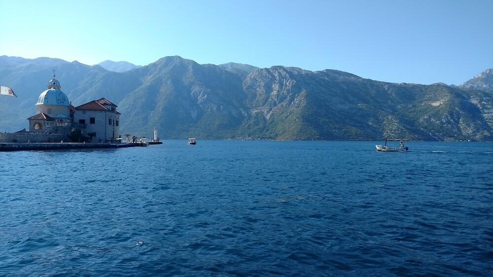 Bay of Kotor by YugoSelo