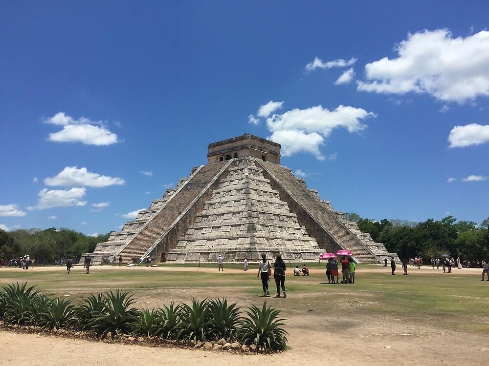 Mayan by drewbeedoo