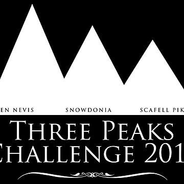Three Peaks 2017 by sambo999
