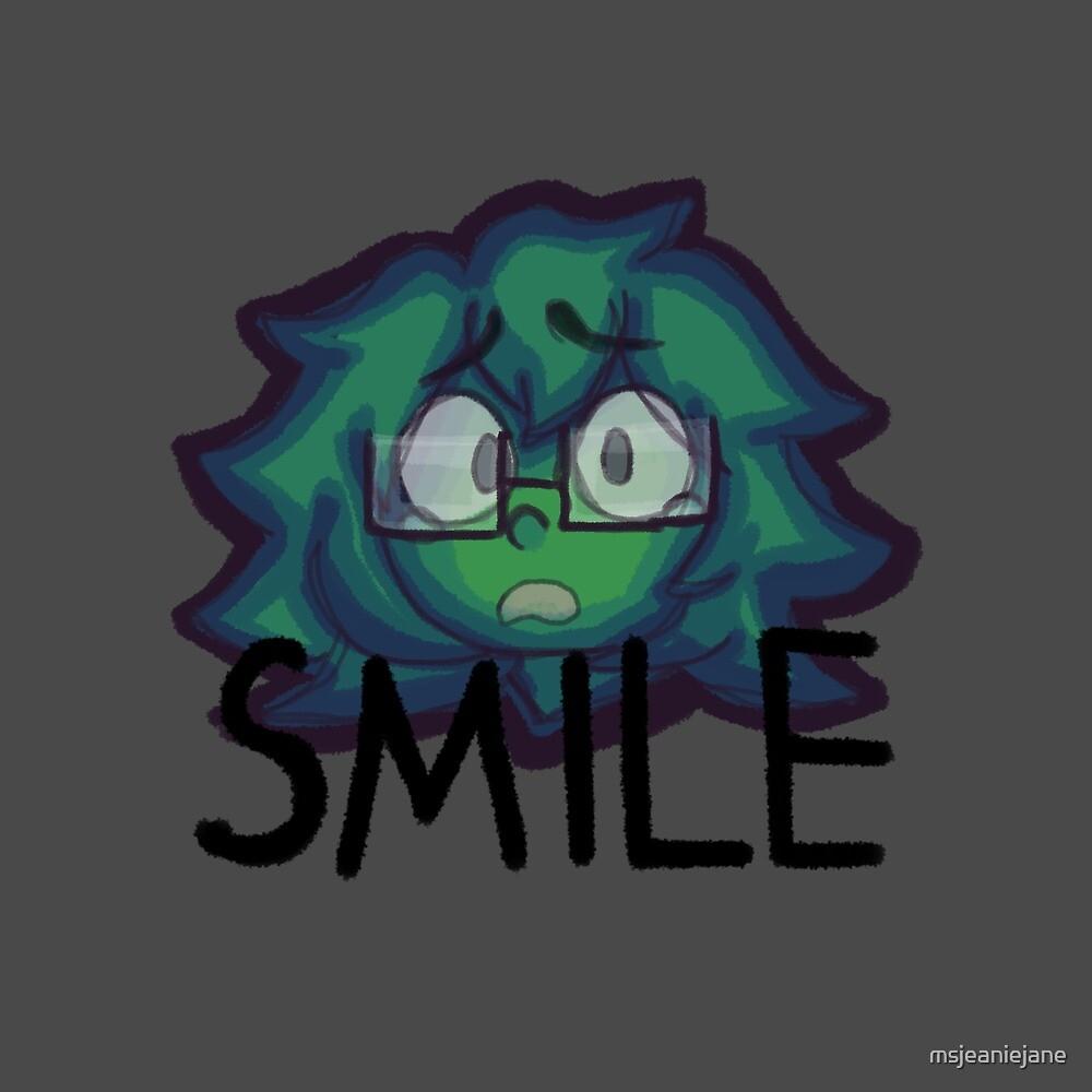 Smile by msjeaniejane