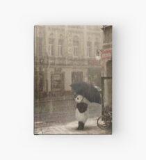 It's raining outside Hardcover Journal