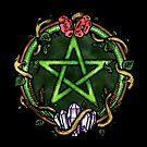 The Pentacle of Earth by UrbanFaun