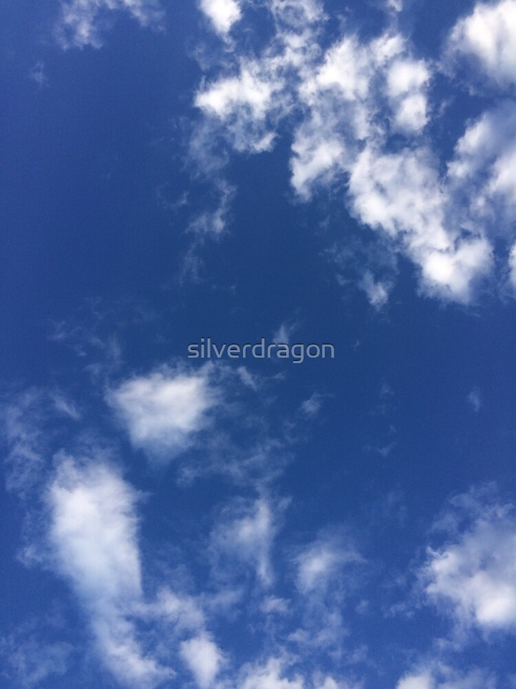 Sky with Clouds by silverdragon