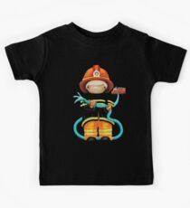 The Little Firefighter Kids Clothes
